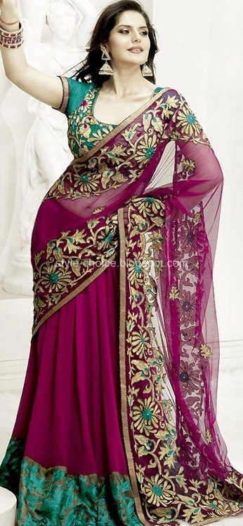 Tradition And Latest Fashion Saree Collection 2012 13 Hairstyle Fashion Style Home Design