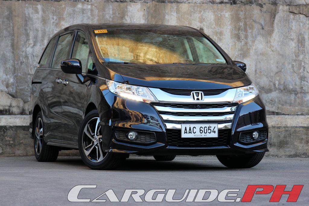 Review: 2015 Honda Odyssey EX V Navi