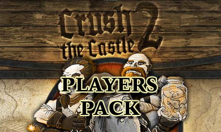 Crush the Castle Player Pack