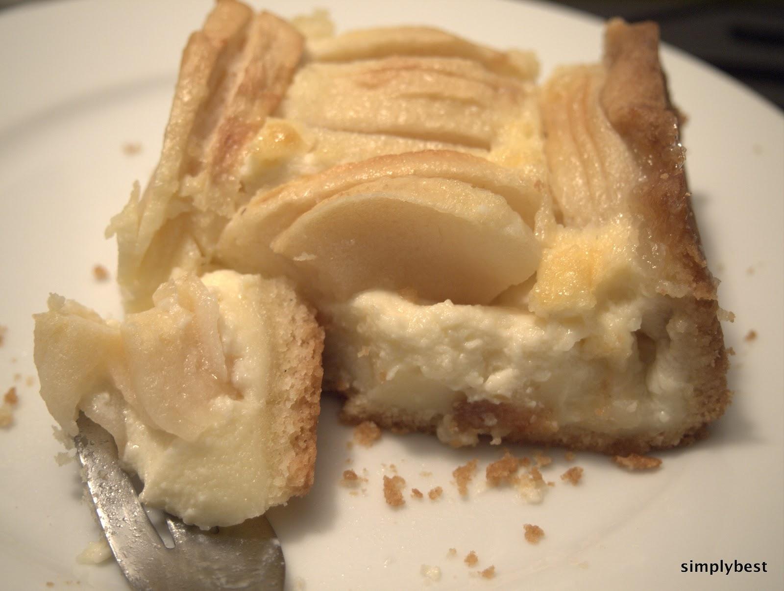 Swabian Apple Cake Recipe