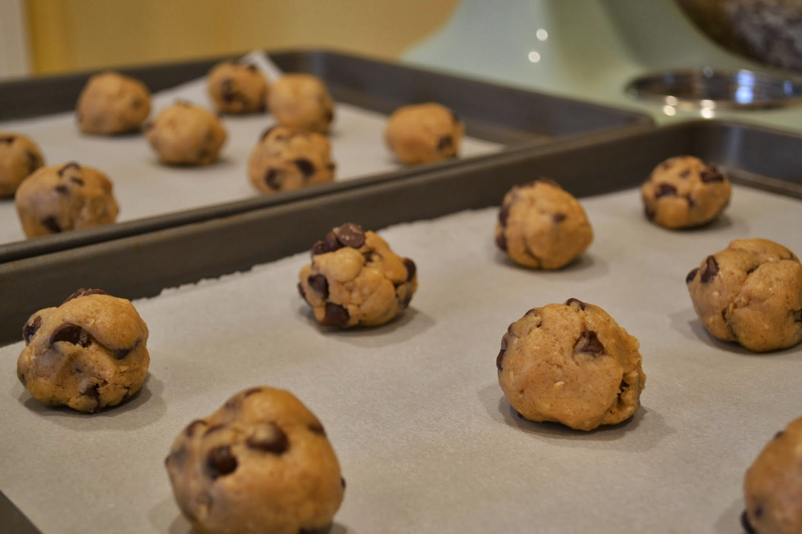 Copycat Doubletree Hotel Cookies- The Perfect Recipe for a Snow Day