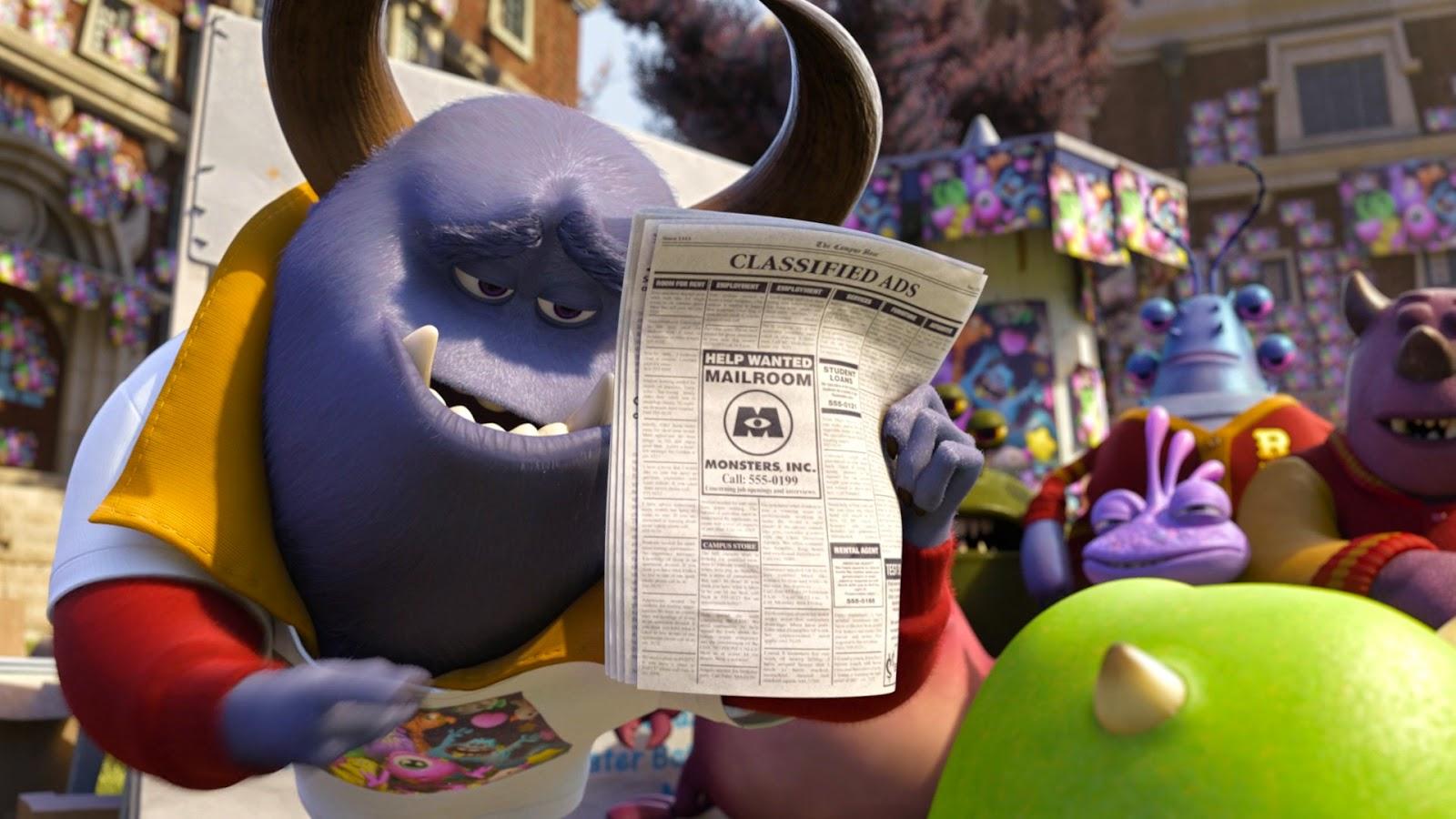Monsters University (2013) S2 s Monsters University (2013)
