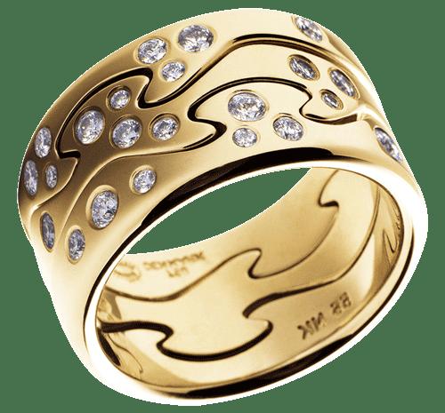 anillo para imprimir