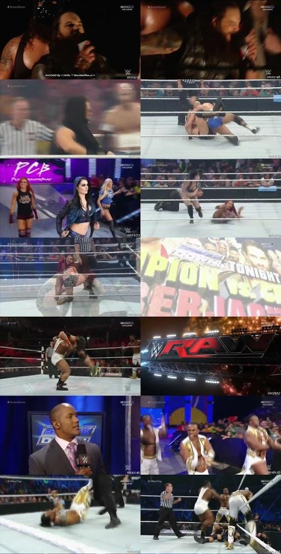 WWE Thursday Night Smackdown 10 Sep 2015 WEBRip 480p