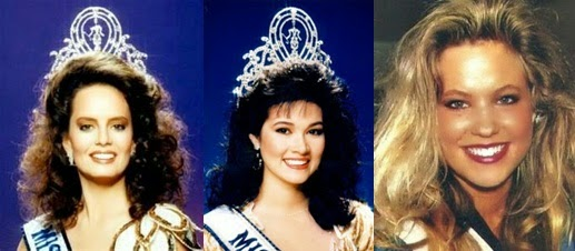 Misses Universo 87 - 88 - 89