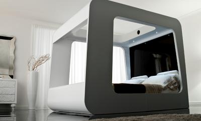 Tempat Tidur Multimedia Paling Mewah
