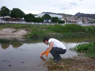 ONG aponta que qualidade da água dos rios baianos é insatisfatória
