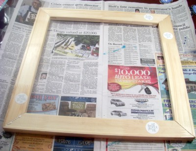Cheap and easy DIY frames for $5