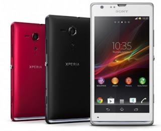 Inilah Harga Sony Xperia SP dan Xperia L