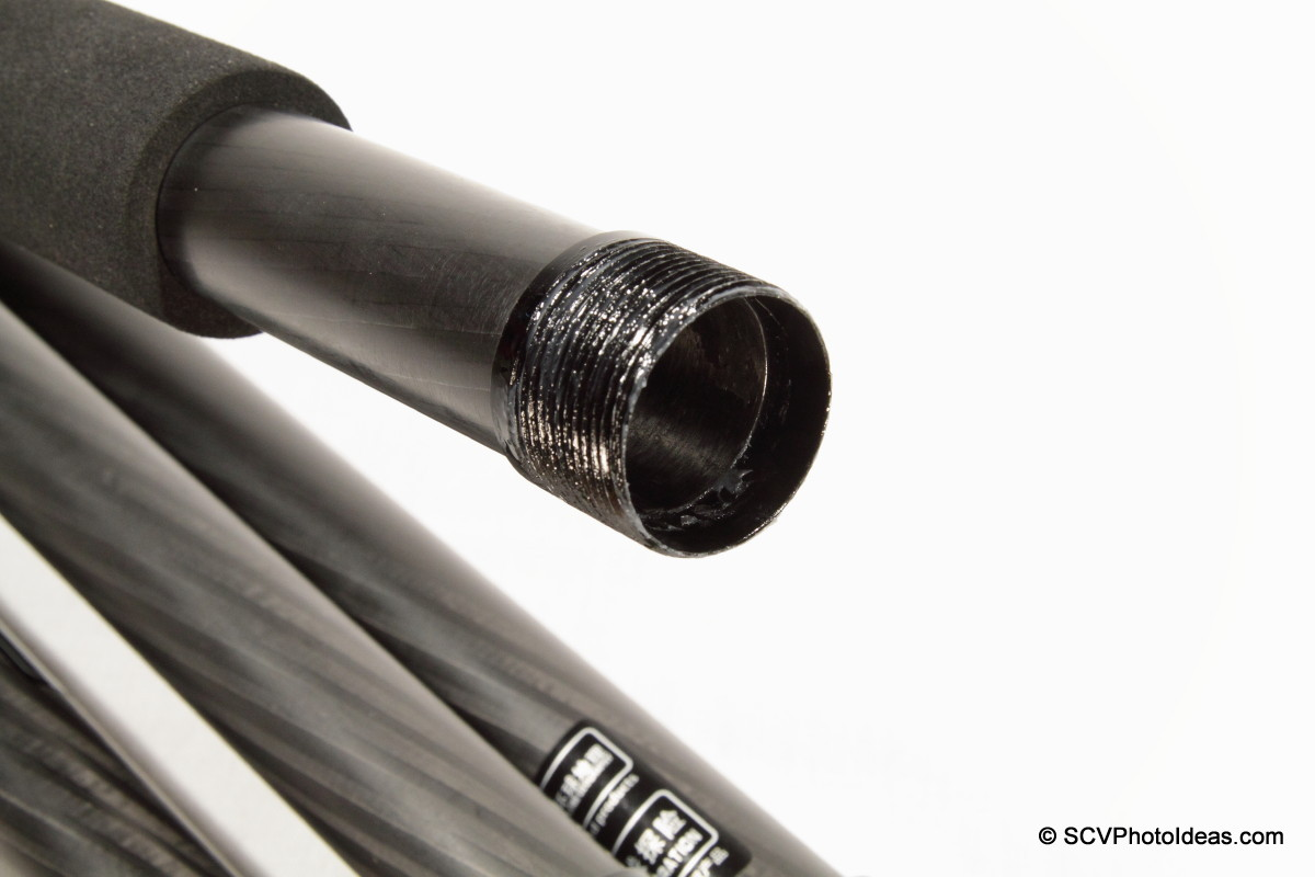 Triopo GT-3228X8C twist leg lock thread