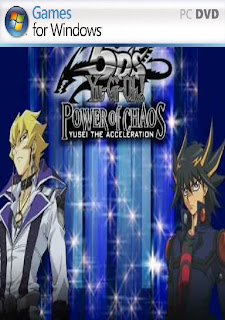 Yu Gi Oh 5D's : Power Of Chaos
