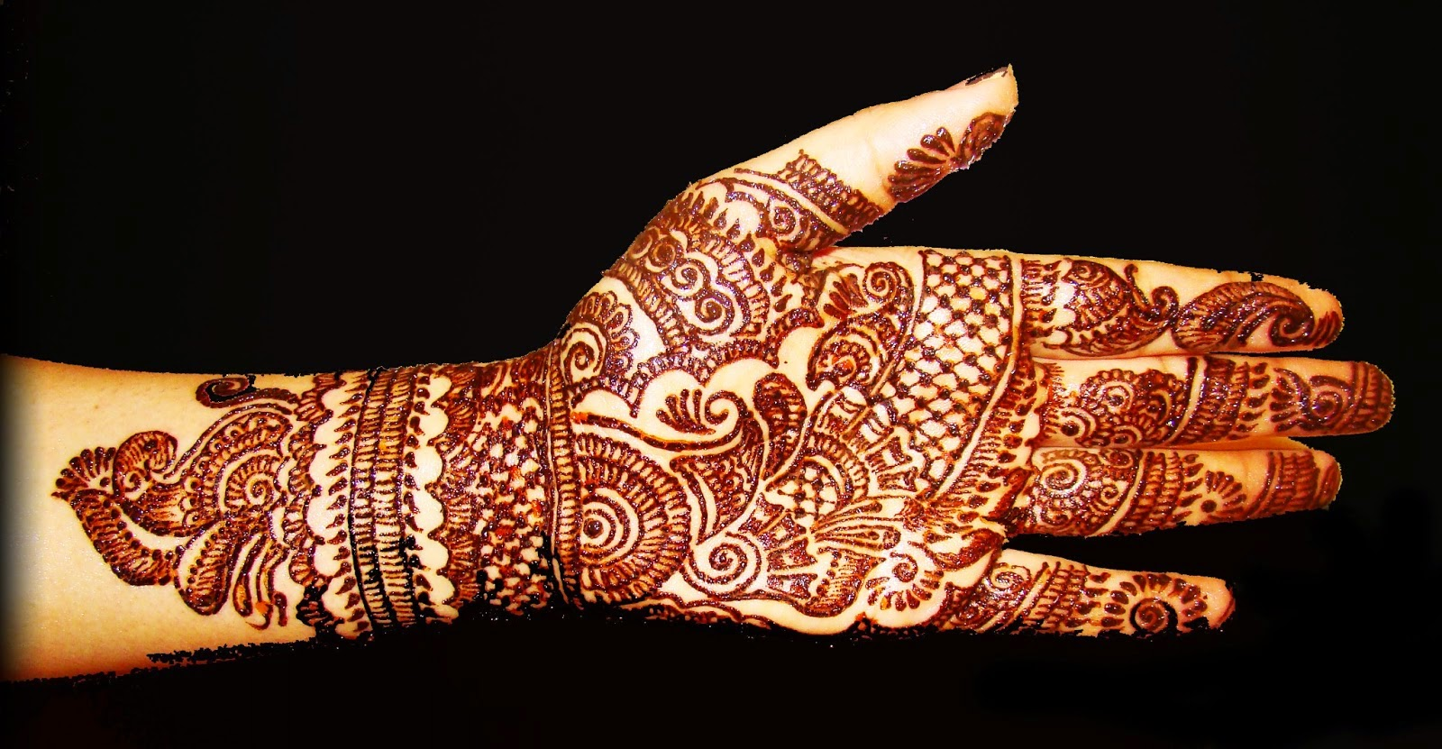 Designs Of Mehndi 2014 For Eid On Foot Simple Dresses On Hands On