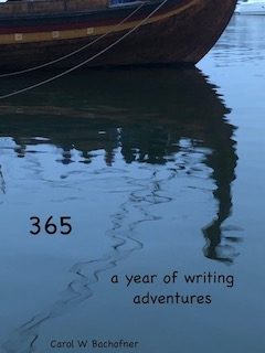 365, a year of writing adventures