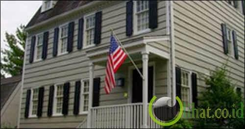 Tempat Berhantu: Rumah Lillibridge Hampton