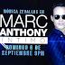 """WAPA Televisión emitirá el especial """"Marc Anthony: Íntimo"""" el 6 de septiembre"""