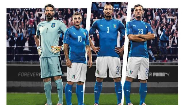La Euro ya está aquí: Puma y adidas presentan sus camisetas