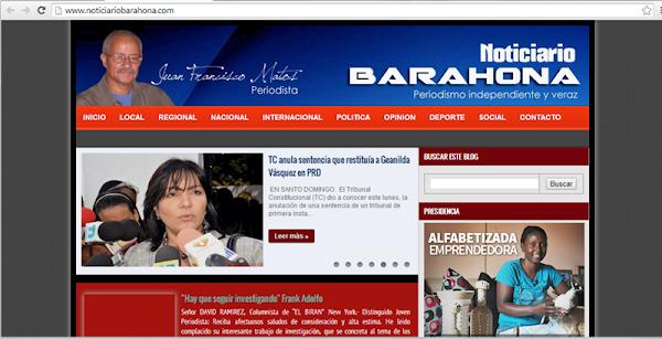 Noticiario Barahona