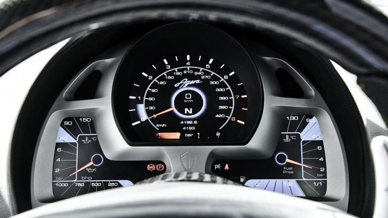 Auto Review Koenigsegg Agera R