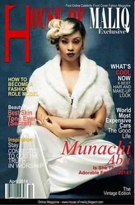 Ex-beauty Queen Turned Rap Artist Munachi Abii And Celebrity Creative Stylist Ifan Ifeanyi Micheal