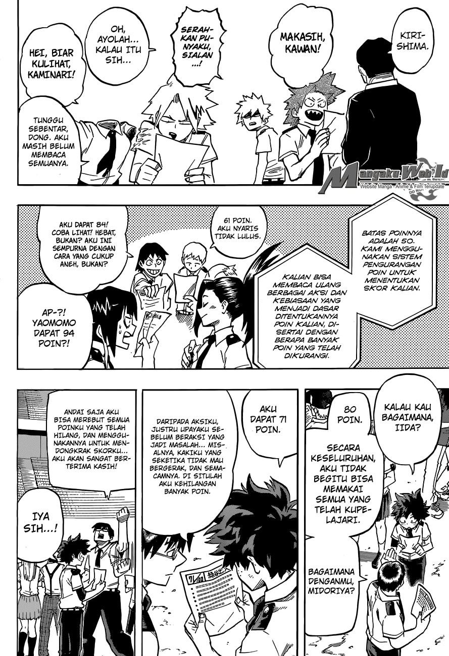 Boku no Hero Academia Chapter 114-8