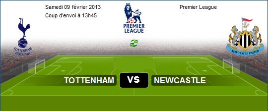 Angleterre Premier League : Suivez le match Tottenham vs Newcastle en ...