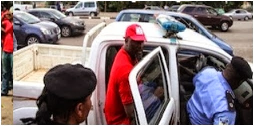 dino melaye arrested by police
