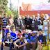 تلاميذ بالدشيرة في قافلة تضامنية مع ضحايا الفيضانات بمنطقة تلوات إقليم ورزازات