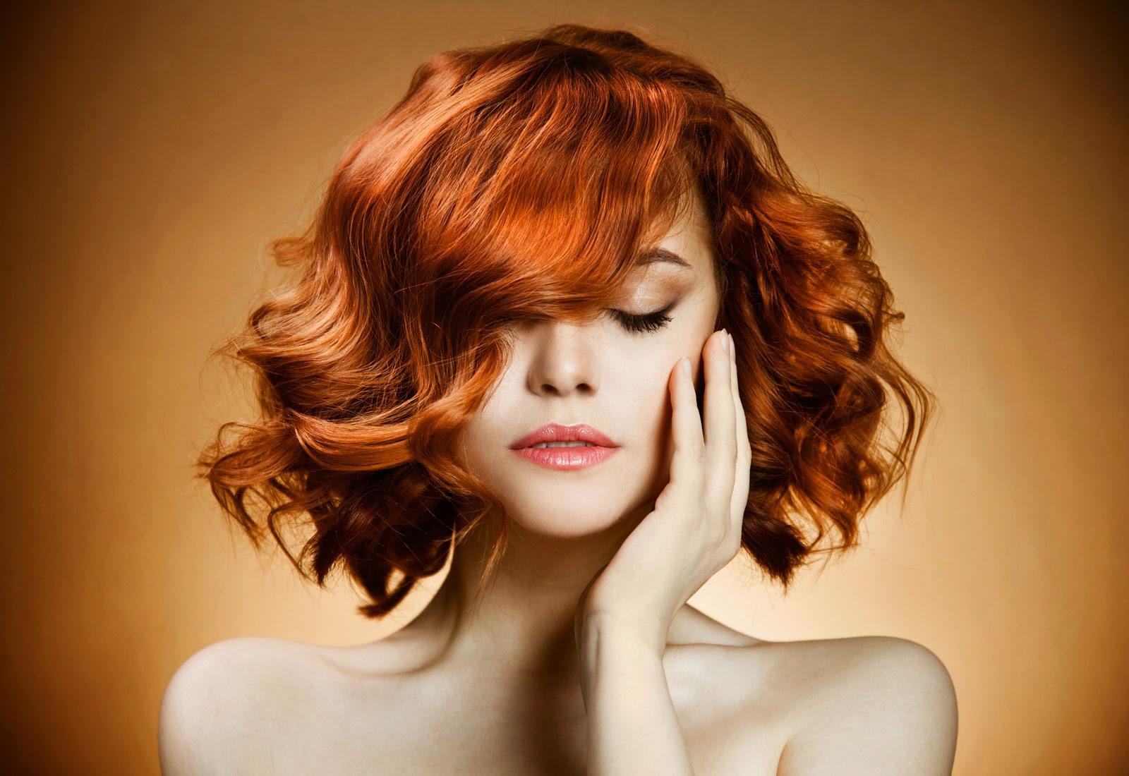 Kestane Renkli Saçlara Uygun Makyaj Nasıl Yapılır
