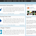 Twitter Blogger Template For Bloggers..