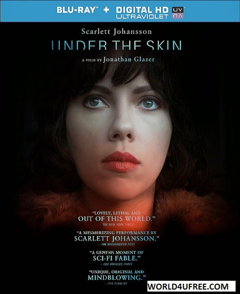 Under the Skin 2013 720p BluRay 800mb YIFY