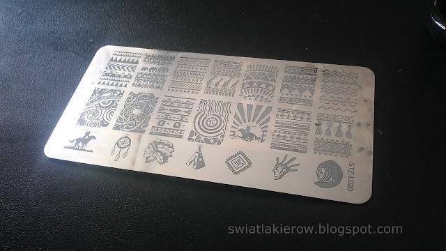 Azteckie wzory 2