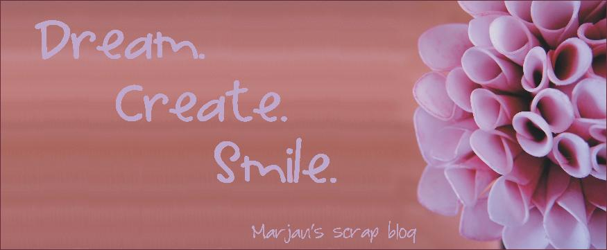 dream. create. smile.