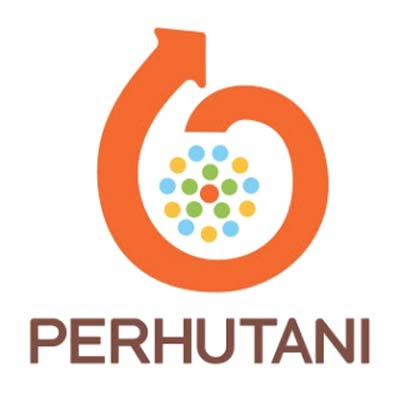 Perhutani logo vektor Format Coreldraw
