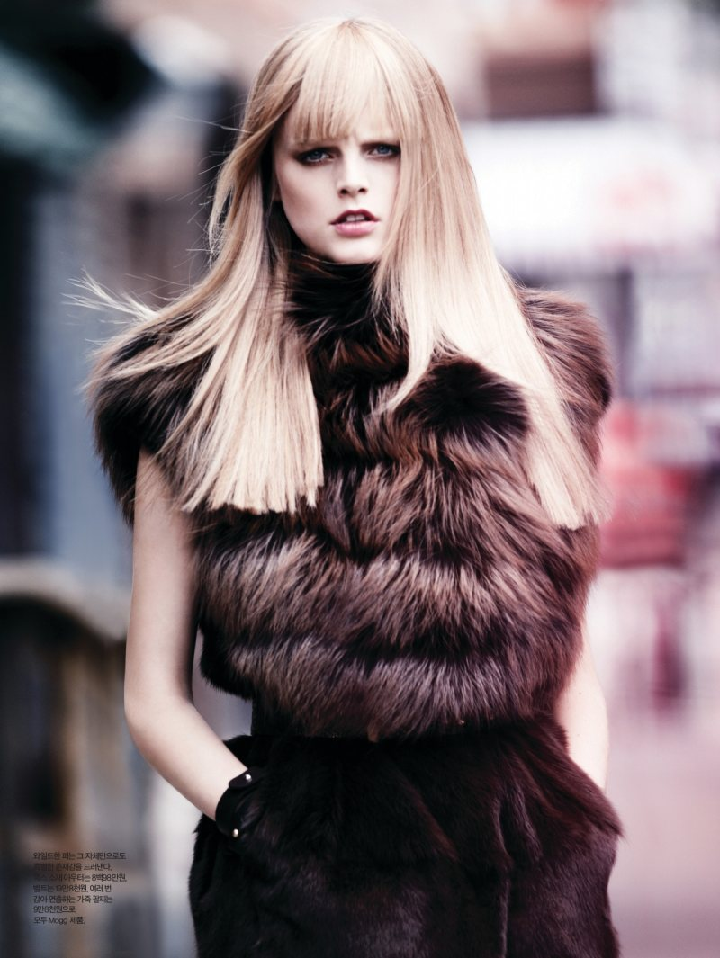 dress me models hanne gaby odiele