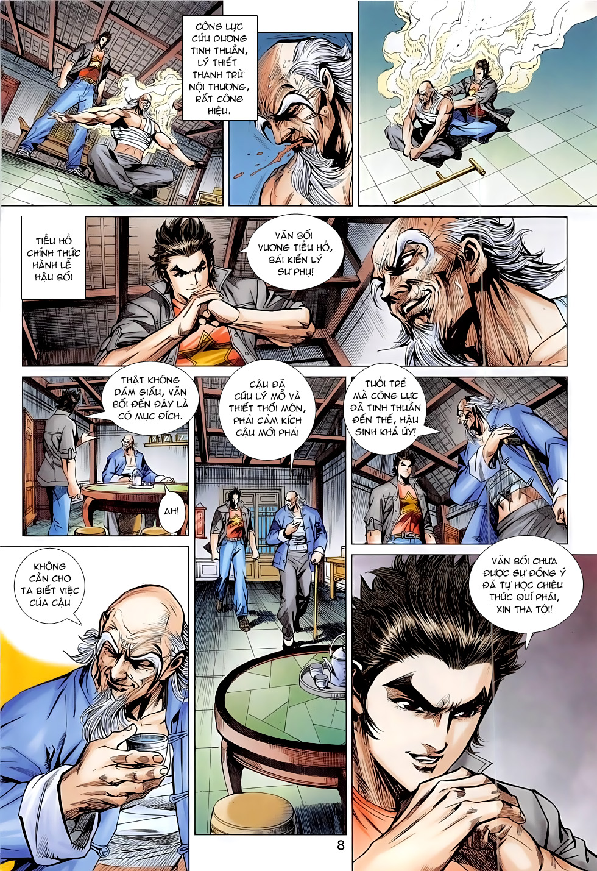 Tân Tác Long Hổ Môn chap 794 Trang 8 - Mangak.info