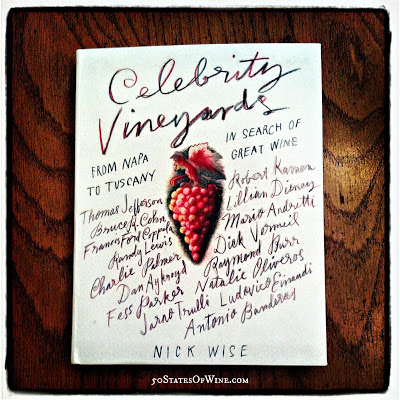 Celebrity Vineyards book cover