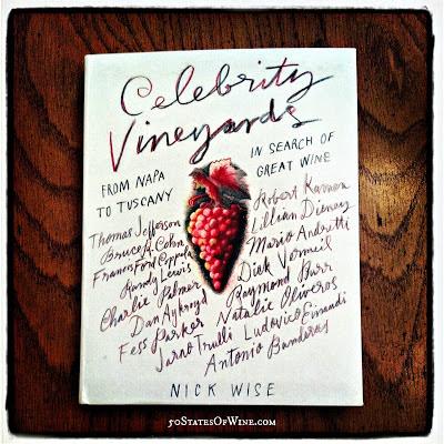Celebrity Vineyards book cover