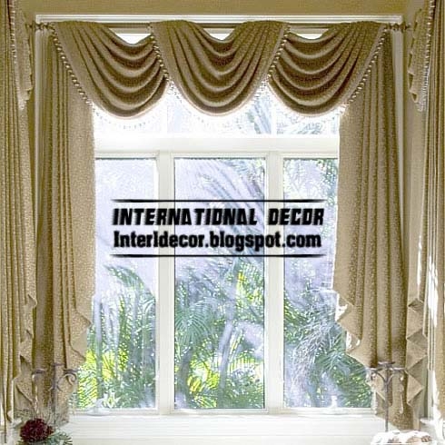 Top Catalog of Classic Curtains Designs, Models, Colors in 2016