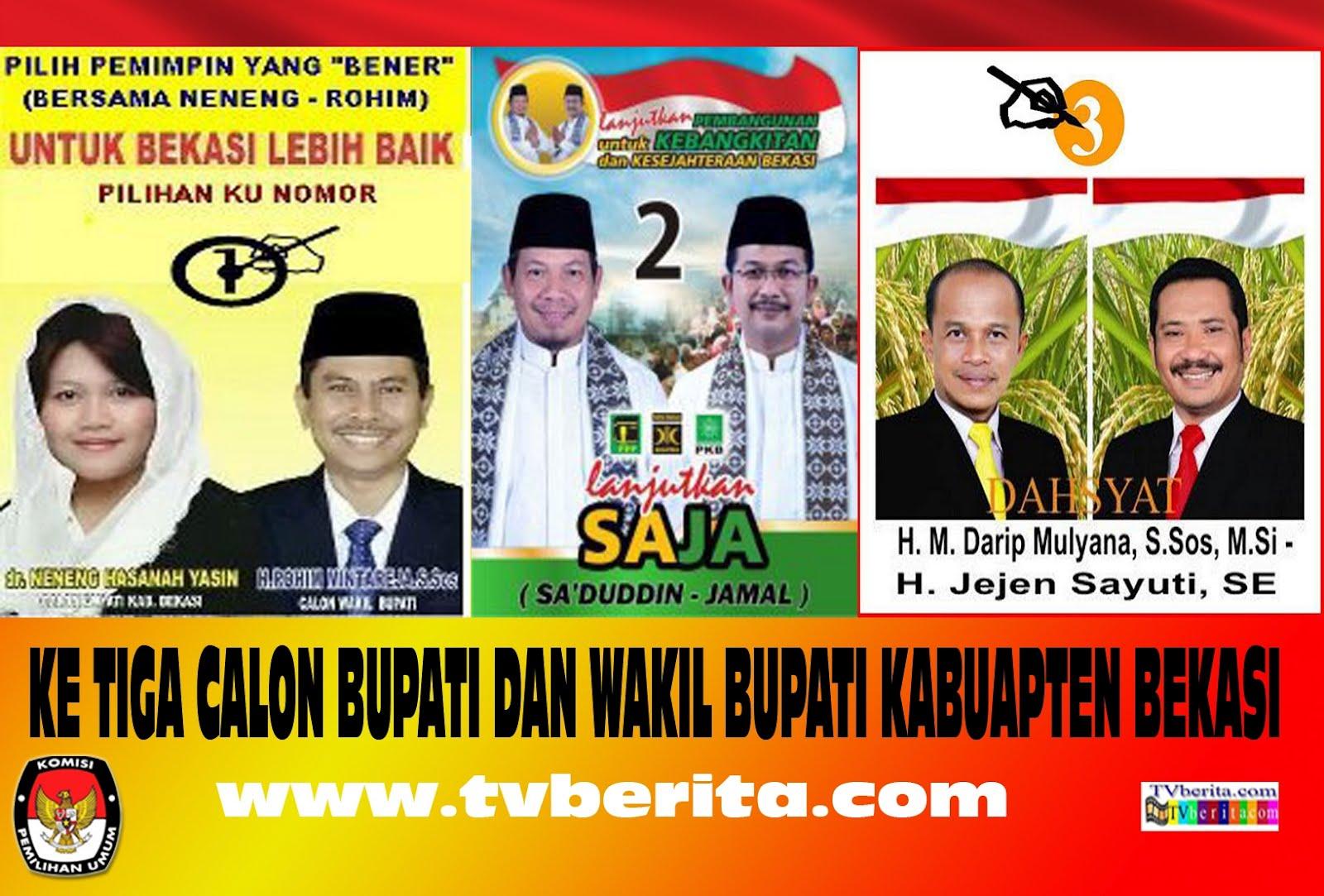 Debat Publik 3 Kandidat Calon Bupati Amp Wakil Bupati KabBekasi