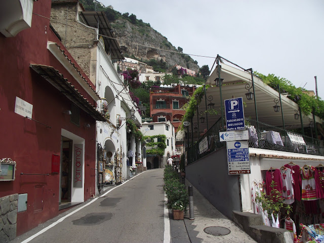 Our Honeymoon: Amalfi Coast