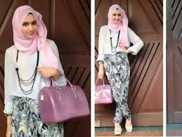 Trend Baju Remaja Berhijab Tren Fashion
