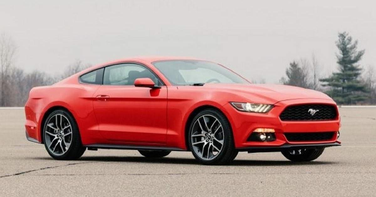Novo Ford Mustang 2015: novas fotos são reveladas