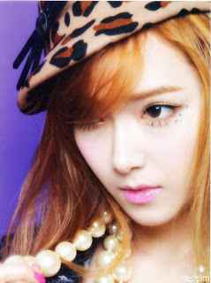 SNSD Jessica I Got A Boy Photobook 20