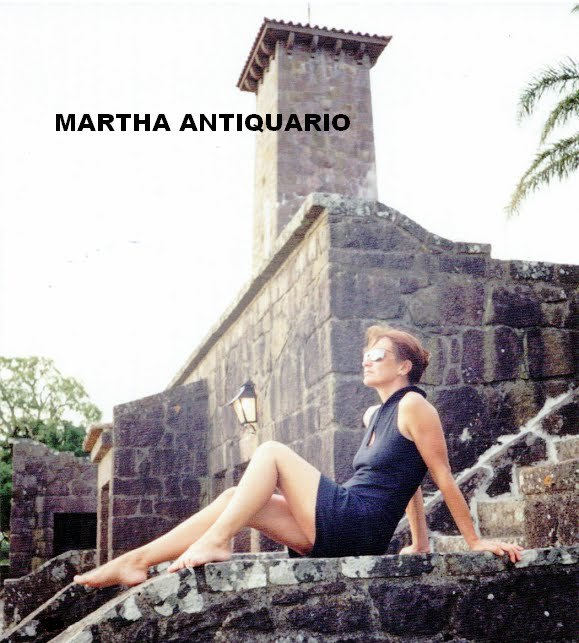 MARTHA ANTIQUARIO
