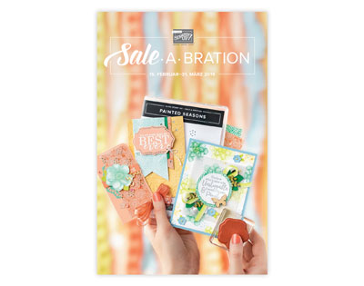 Weitere Gratis Produkte in der Sale-A-Bration bei Stampin' Up!