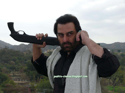 Pashto Actor Ajab Gul