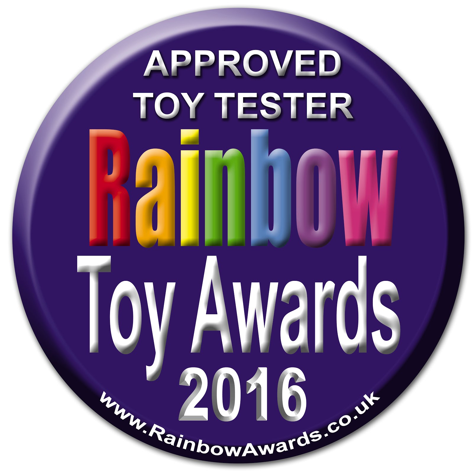 Rainbow Toy Awards 2016