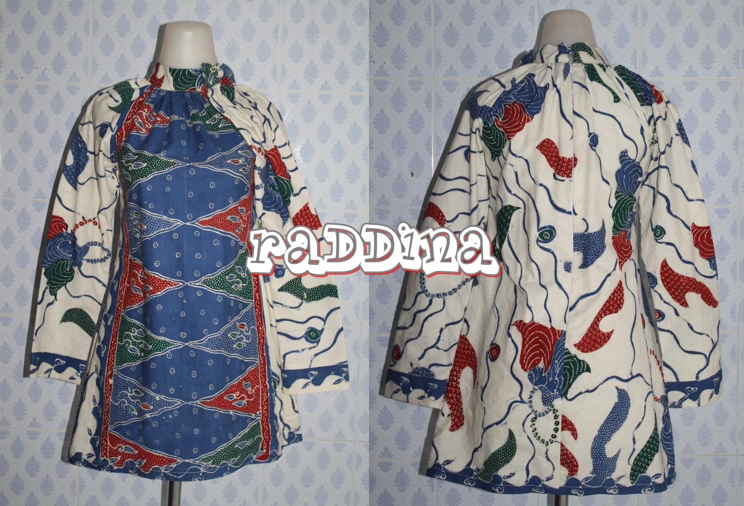 Batik Madura Raddina: Contoh Model Baju Batik Madura Bag #1