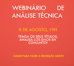 Webinário Análise Técnica