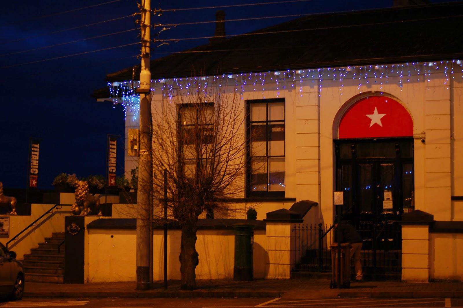 cobh no condado de cork, irlanda